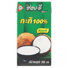 Кокосовое молоко Aroy D Оригинальное 100% 500 мл
