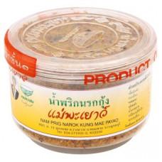 Тайский соус Креветочная паста с сушеными креветками Mae Payao 60 гр