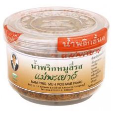 Тайская чили паста со свининой Mae Payao 60 гр