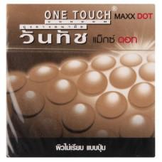 Презервативы Мягкие с шипами One Touch 3 шт