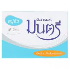 Тайское мыло против акне Dr. Montri Premium 70 гр