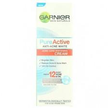 Отбеливающий крем для проблемной кожи лица Garnier 20 мл