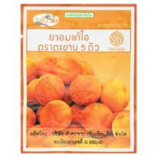 Тайские горошины от кашля со сливой 5 Takabb Plum Flavour Anti-Cough Pill 3 гр