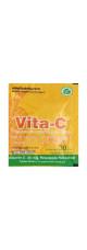 Тайские витамины со вкусом ананаса Vita-C 30 шт