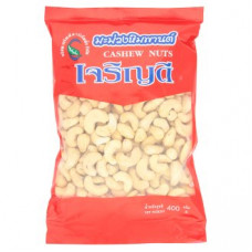 Орехи кешью целые Charoendee 400 гр