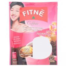 Тайский кофе с коллагеном для похудения Fitne 10 пак