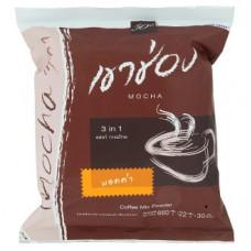 Тайский кофе растворимый Мокко Khao Shong 3 в 1 30 шт