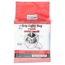 Тайский кофе Эспрессо в фильтр-пакете The Coffee Bean 10 шт по 8 гр