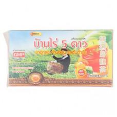 Тайский зеленый чай Улонг, в пакетах Baan Rai 25 шт
