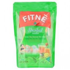 Зеленый травяной чай DETOX Fitne для похудения 15 пак