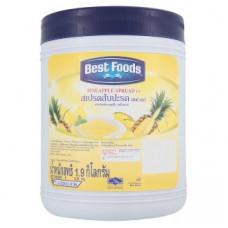 Ананасовый джем Best Foods Pineapple Spread 1.9 кг