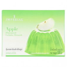Тайское желе Яблочное Imperial 100 грамм