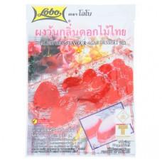 Домашний мармелад на основе агар-агар Lobo Thai Flowers Flavour 115 гр