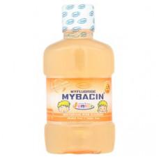 Детский ополаскиватель для рта апельсиновый Mybacin Junior 95 мл