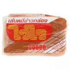 Тайская лапша из коричневого риса Wai Wai Brown Rice Vermicelli 170 гр