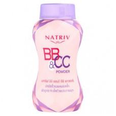 Рассыпчатая пудра для лица BB CC Natriv 40 гр