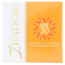 Тональный крем тон 02 SPF30 Zendori 10 гр