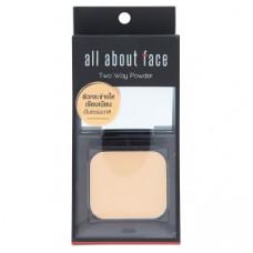 Компактная пудра маскирующая тон С3 смуглый All About Face 12 гр