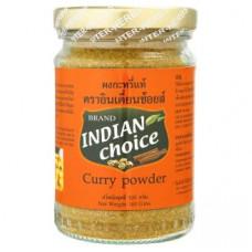 Паста Карри - смесь пряностей Indian Choice 100 гр