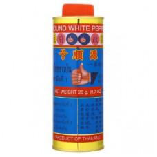 Тайский перец белый молотый Nguan 20 гр