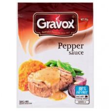Перечный соус к мясу Сливочный Gravox 29 гр
