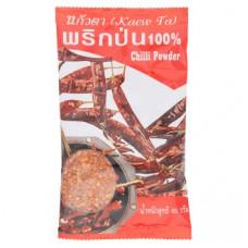 Тайский чили перец острый молотый Kaewta 60 гр