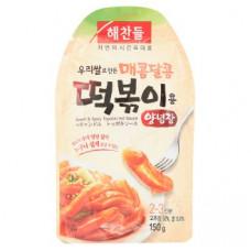Тайский соевый соус Пикантный Tokpokki Hot Sauce 150 гр