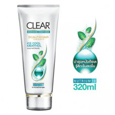 Кондиционер для волос Ментоловый Clear Ice cool Menthol 320 мл