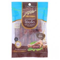 Тамаринд вяленый - натуральный, без сахара Sarach Natural Seedless 60 гр