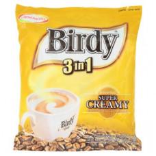 Тайский кофе растворимый Сливочный Birdy Super Creamy 27 шт по 16.5 гр