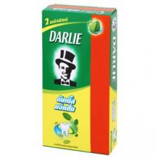 Зубная паста Дарли мятная двойного действия Darlie Double Action 3 шт по 160 гр