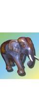 Статуэтка слона из дерева 1 шт