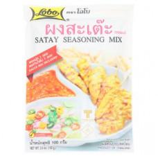 Приправа для тайских шашлычков Сатей Lobo 100 гр