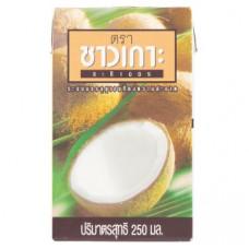 Кокосовое молоко - натуральное Chaokoh 250 мл