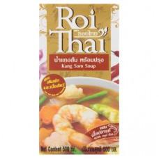 Тайский суп с морепродуктами Канг Сом Roi Thai Kang Som Soup 500 мл