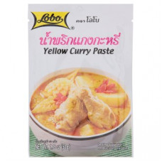 Паста Желтый карри Lobo Yellow Curry 50 гр