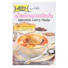 Массаман Карри тайская паста Lobo 50 гр