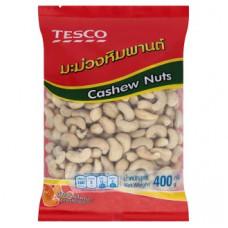 Орехи кешью целые Tesco 400 гр