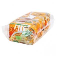 Суп-лапша быстрого приготовления Том Ям в брикете Mama 6 шт по 50 гр