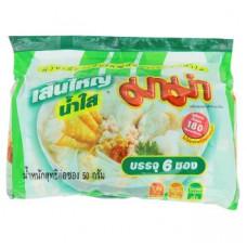 Тайский суп-лапша быстрого приготовления МАМА 6 шт по 50 гр