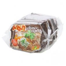 Суп-лапша быстрого приготовления со свининой Mama 6 шт по 50 гр