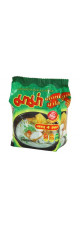 Тайский суп с рисовой лапшой МАМА 4 брикета по 55 гр
