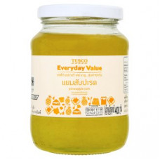 Ананасовый джем Tesco Everyday Value Pineapple Jam 400 гр