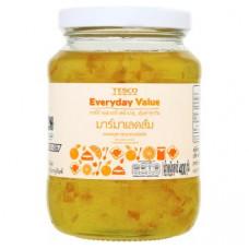 Апельсиновый джем Tesco Everyday Value 400 гр