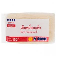Рисовая лапша тайская Tesco 150 гр
