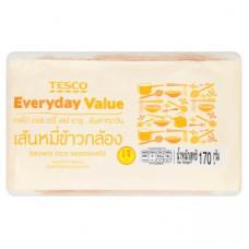 Тайская лапша из коричневого риса Tesco 170 гр