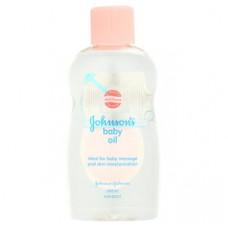 Детское масло тайское Johnson's Baby Oil 200 мл