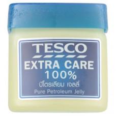 Вазелин Tesco Pure Petrolium Jelly Extra Care 50 гр