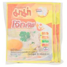 Рисовый суп Кхао Том с курицей MAMA в пакетах 3 шт по 26 гр