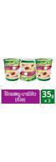 Тайская рисовая каша Кхао Том со свининой Knorr 3 стаканчика по 35 гр